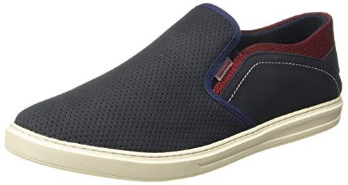 Flying Machine Men's Leonard Navy Sneakers- 8 UK/India (42 EU) (2551906879)