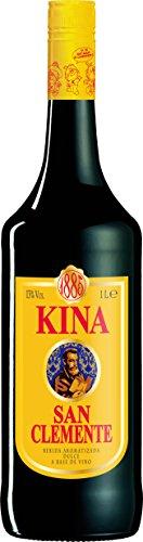 Kina San Clemente - Bebida aromatizada dulce - 1 L