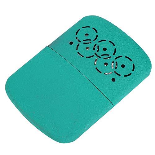 Yencoly Aquecedor de mãos prático, cor fosca, lindo aquecedor portátil de mãos, padrão de cinco círculos, inverno adulto para crianças idosas