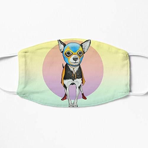 Chihuahua Luchador Dog Mask