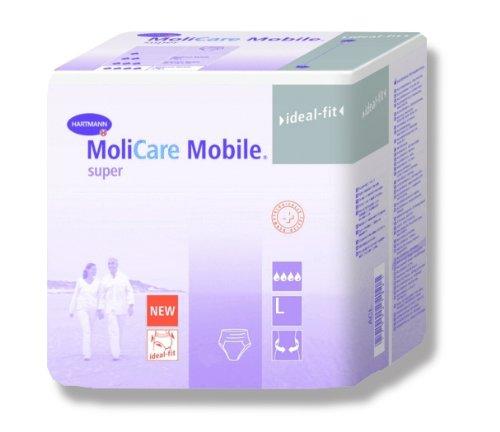 MoliCare Mobile super - Inkontinenz-Slip - Gr. 3 (L) - 56 Stück