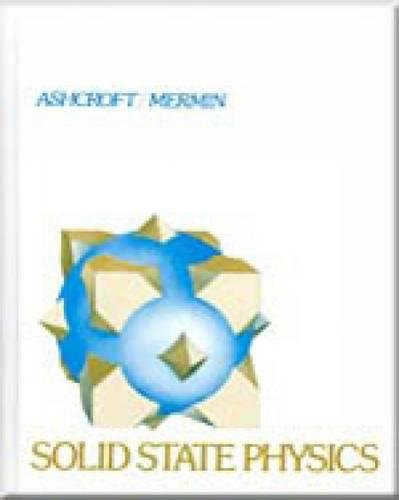 Solid State Physics 1e
