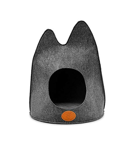 ZPEM Dog Bed House Lounge Sofa Slaapzak Tent Leuke stijl Vier seizoenen universeel Geschikt voor 5 kg huisdieren