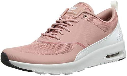 Nike Damen Tanjun Laufschuhe, Grau (WolfgrauWeiß), 41 EU