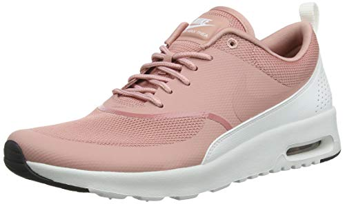 Nike Damen Air Max Thea Sneakers, Mehrfarbig (Rust Pink/Rust Pink/Summit White/Black 614), 40 EU