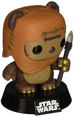 Ocean Pacific Funko - Bobugt056 - Cine estatuilla - Star Wars - Bobble Head Pop 26 Wicket!