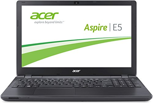 Acer Aspire E 15 (E5-571G-35AY) 39,6 cm (15,6 Zoll) HD Laptop (Intel Core i3-4005U, 8 GB RAM, 500 GB HDD, Nvidia GeForce 840M, DVD, Win 8.1) schwarz