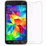 vitesurz Vidrio Templado,para Samsung Galaxy J3 J5 J7 J1 2016 9H Protector de Pantalla Encendido,para Samsung A3 A5 A7 2016 2017 Vidrio Protector