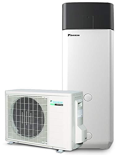 Daikin Durchlauferhitzer in Wärmepumpe zur sofortigen Herstellung von Warmwasser ECH2O (500 Liter)