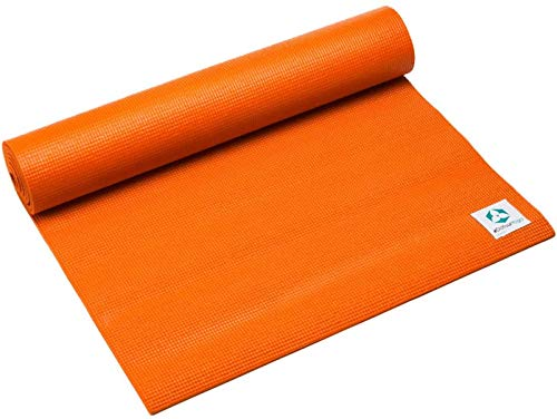#DoYourYoga Yogamatte »Annapurna Comfort« 183 x 61 x 0,5 cm Orange