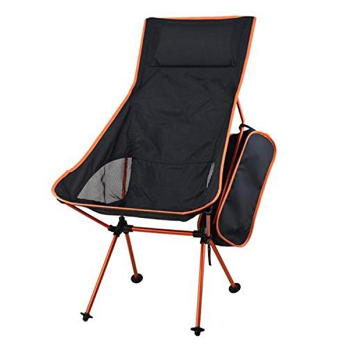 Small Lake 1PCS tragbare Falten Camping-Stuhl im Freien Angeln Sitz Ultra-Light Faltbare Stühle Sitz für das Fischen Festival Picknick Grill, 01