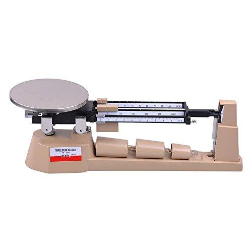 NEW Lab Equipment Analytical Weighing 2610gx0.1g Triple Beam Mechanical Balance Scale