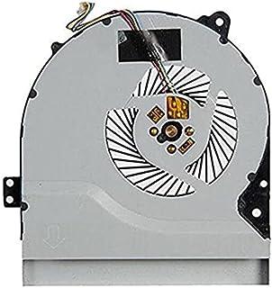 Asus X550V X550VA X500VB X550VC X550VX X550VL X550LAX550LB用の交換用の新しいCPU冷却ファンクーラー