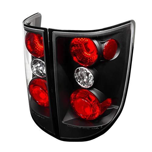 Velocity Concepts For Hodna Ridgeline Rt Rts Rtl Rtx Altezza Black Tail Lights