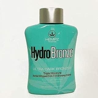 Hempz HydroBronze Ultra Dark Bronzer, 13.5 Ounce