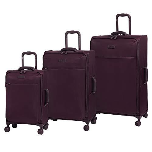 it luggage Lustrous Expandable Lightweight 3 Piece Set,...