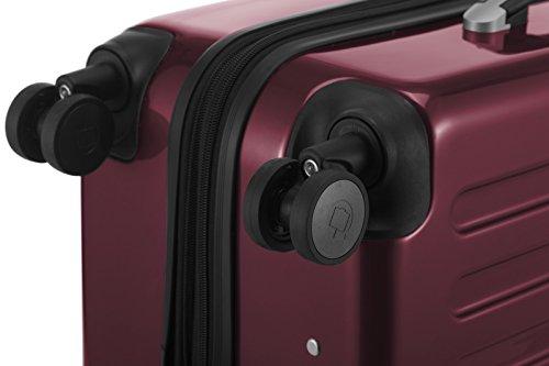 Hauptstadtkoffer Luggage Sets, Black, Set of 3