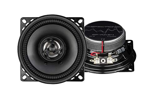 SPECTRON SP-RX24: Klangstarker 10 cm Lautsprecher für Autos und Reisemobile,...