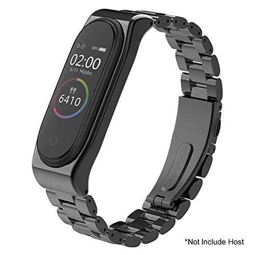Mijobs Correas de Xiaomi Mi Band 4 Mi Band 3 Correa Bracelet,Wrist...