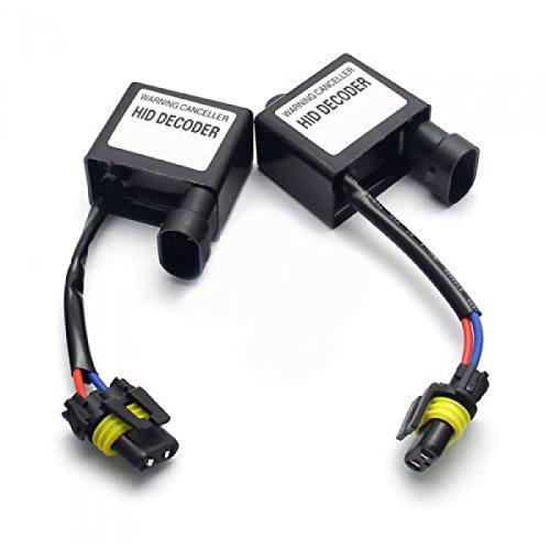 Xentec HID Computer Warning Canceller & Anti Flicker (1 pair)