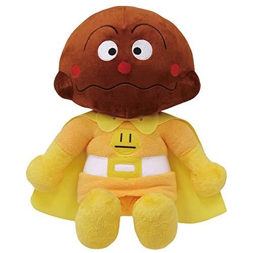 182683-715(711/カレーパンマン) アンパンマン 抱き人形 吉徳 やなせたかし ぬいぐるみ 玩具 TOY 子供 キッズ キャラクター アニメ TV 映画