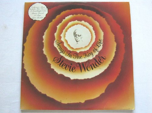 Stevie Wonder Songs In The Key Of Life 2LP Tamla Motown TMSP6002 EX/EX 1976