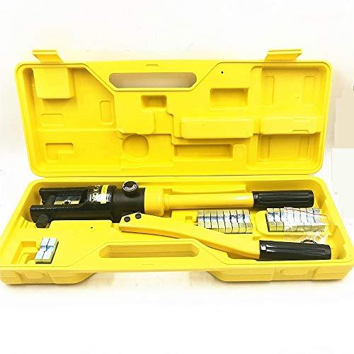 Herramientas Hidráulica for prensar Herramientas YQK-240 Rango 16-240mm2 hidráulico de compresión hidráulica Alicates proveedores de herramientas de 10T herramientas