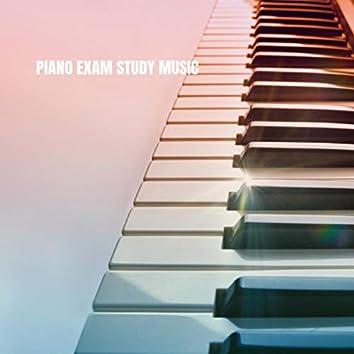 Piano Exam Study Music