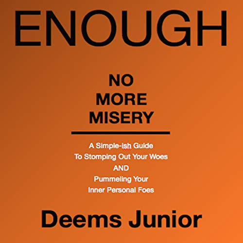 Enough: No More Misery cover art