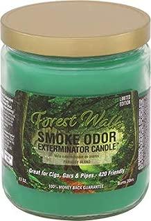 Smoke Odor Exterminator Candle 13oz jar, Forest Walk Limited Edition