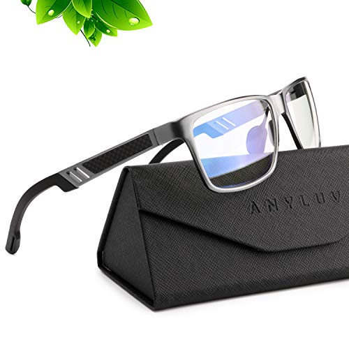 Our #4 Pick is the ANYLUV Blue Light Blocking Gaming Glasses