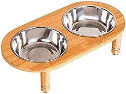 LePet Raised Dog Bowls