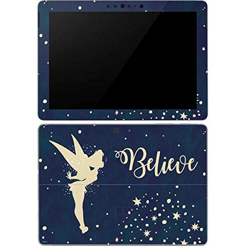 Skinit Decal Tablet Skin for Surface Go - Officially Licensed Disney Tinker Bell Believe Design