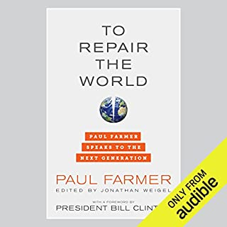 To Repair the World audiobook cover art