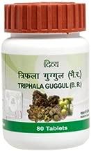 Divya Triphala Guggul - 80 Tablets