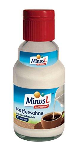MinusL Kaffeesahne, 165 g
