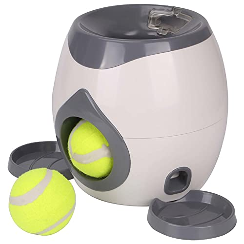 Trintion Pet Tennis Trainer Automatic Interactive Ball Tennis Dog Super Pet Toy Training Interactive...