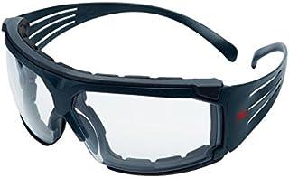 3M SF601SGAF/FI Gafas de Seguridad, Montura gris, Inserto,