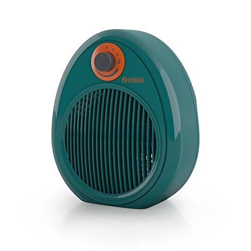 Olimpia Splendid Bubble–termoventilatore, 2000W Verde