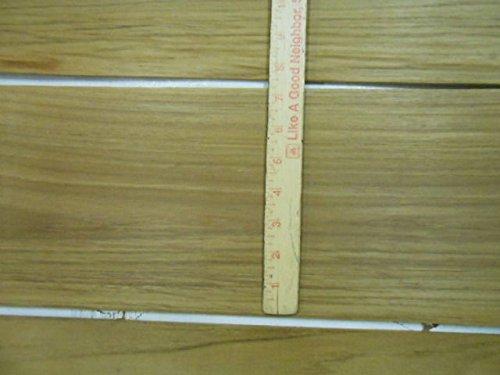 "5 Square feet Teak Veneer 1/8"" inch Thick Sanded All Heartwood, kiln Dried, Teak"