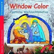 Window Color. Festliche Weihnachtsmotive (OZ-Kreativband)