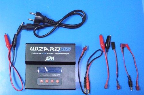T2M - T1234 - Accessoire pour Radio Commandes - Chargeur Pro Wizard X6s 80w