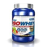 Quamtrax Proteina Iso whey sabor fresa y kiwi -907 gr 30 ser