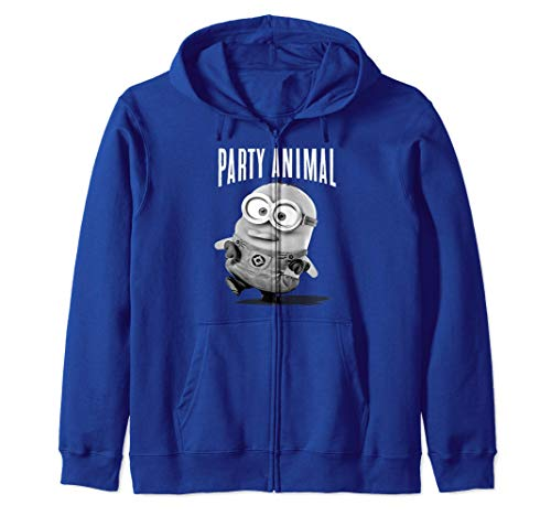 Despicable Me Minions Party Animal Sudadera con Capucha