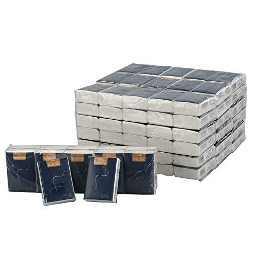 Ordate 4 Capas Pañuelos de Papel, 100 Paquetes, 6 Toallas