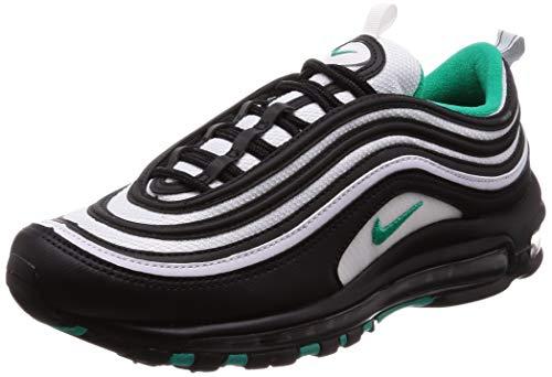 Nike Air Max 97 Mens Black Clear Emerald 46 EU