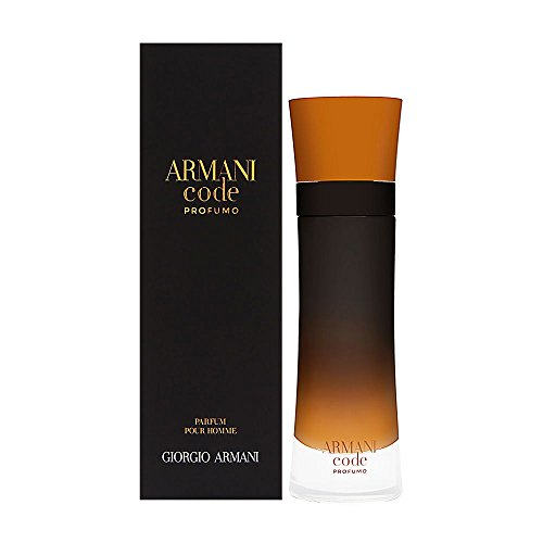 Price comparison product image Armani Code Profumo by Giorgio Armani / Eau de Parfum Spray / Fragrance for Men / An Alluring,  Sensual,  Woody Scent with Notes of Cardamom and Amber / 110 mL / 3.7 fl oz