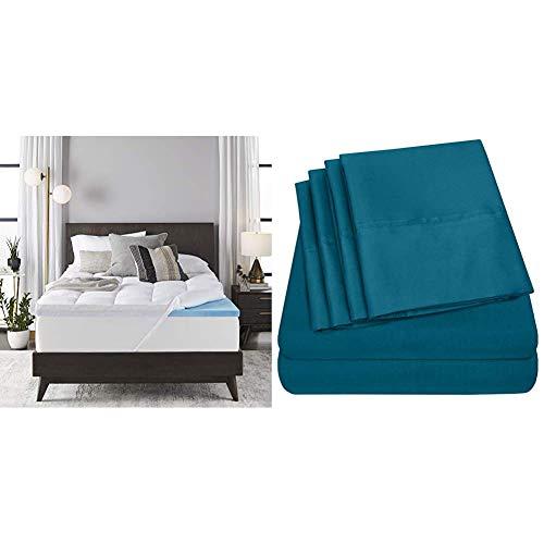 Best sleep innovations gel mattress topper