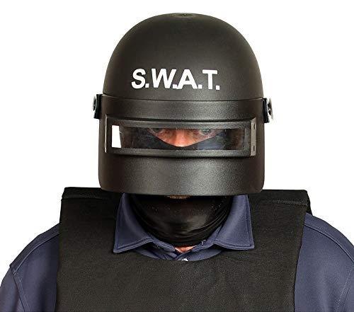 FIESTAS GUIRCA Casco swat antidisturbios Adulto