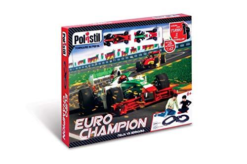 Pista Elettrica Euro Champion F1